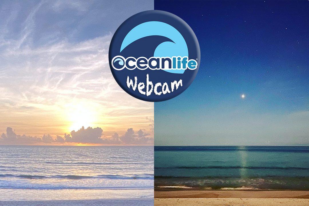 Live Beach Cam - Melbourne, Florida